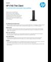 HP t740 Thin Client