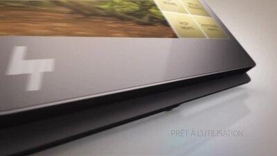 diapositive 1 sur 4,zoom avant, hp engage one prime