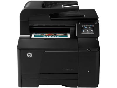 Hp Laserjet Pro 200 Wireless Color Mfp M276nw Printer By