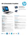 HP Notebook x2 - 10-p020nr