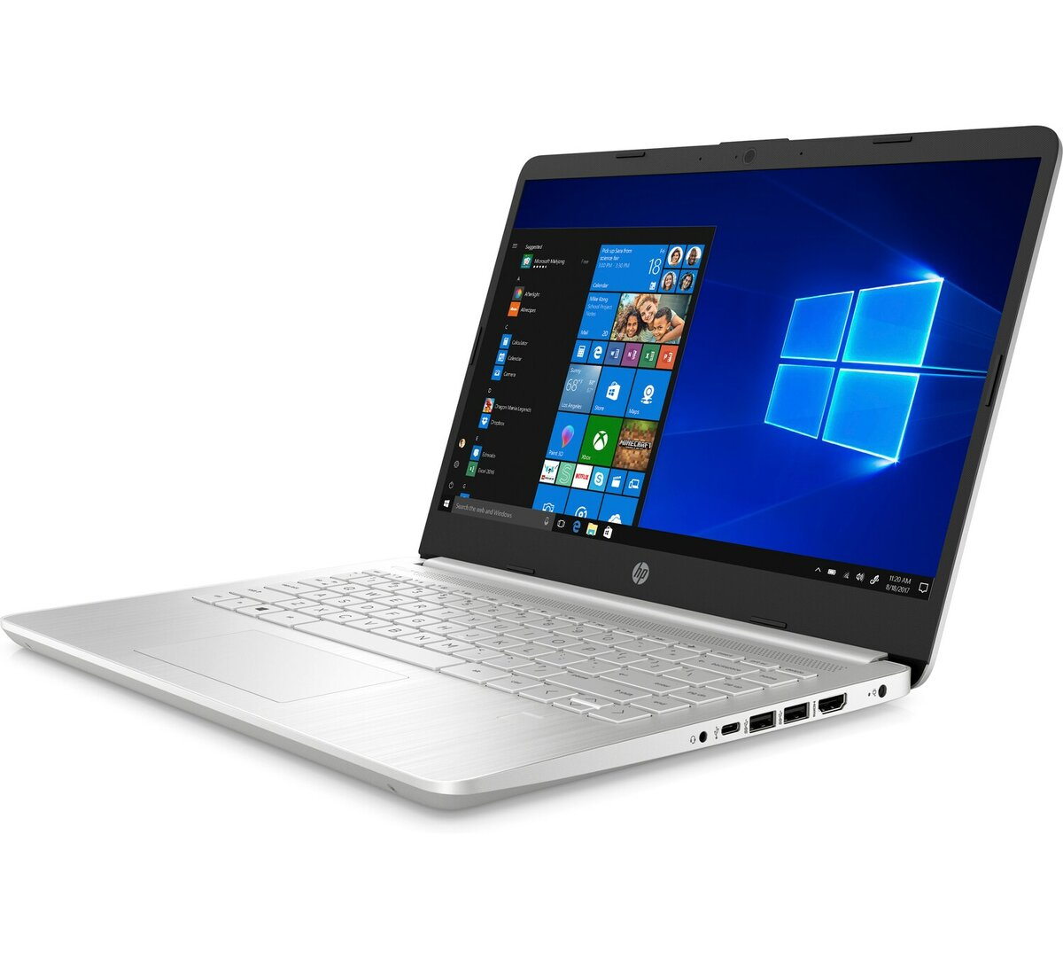 Hp 7dm06ea Abu Hp Laptop 14s Dq0003na Uk Version