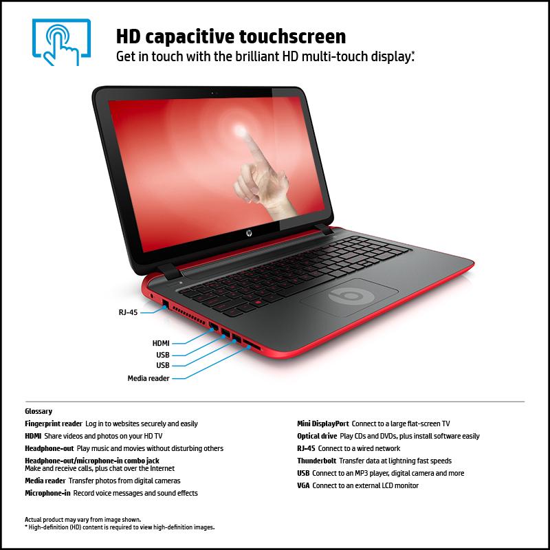 HP Beats Laptop | BuyDig com