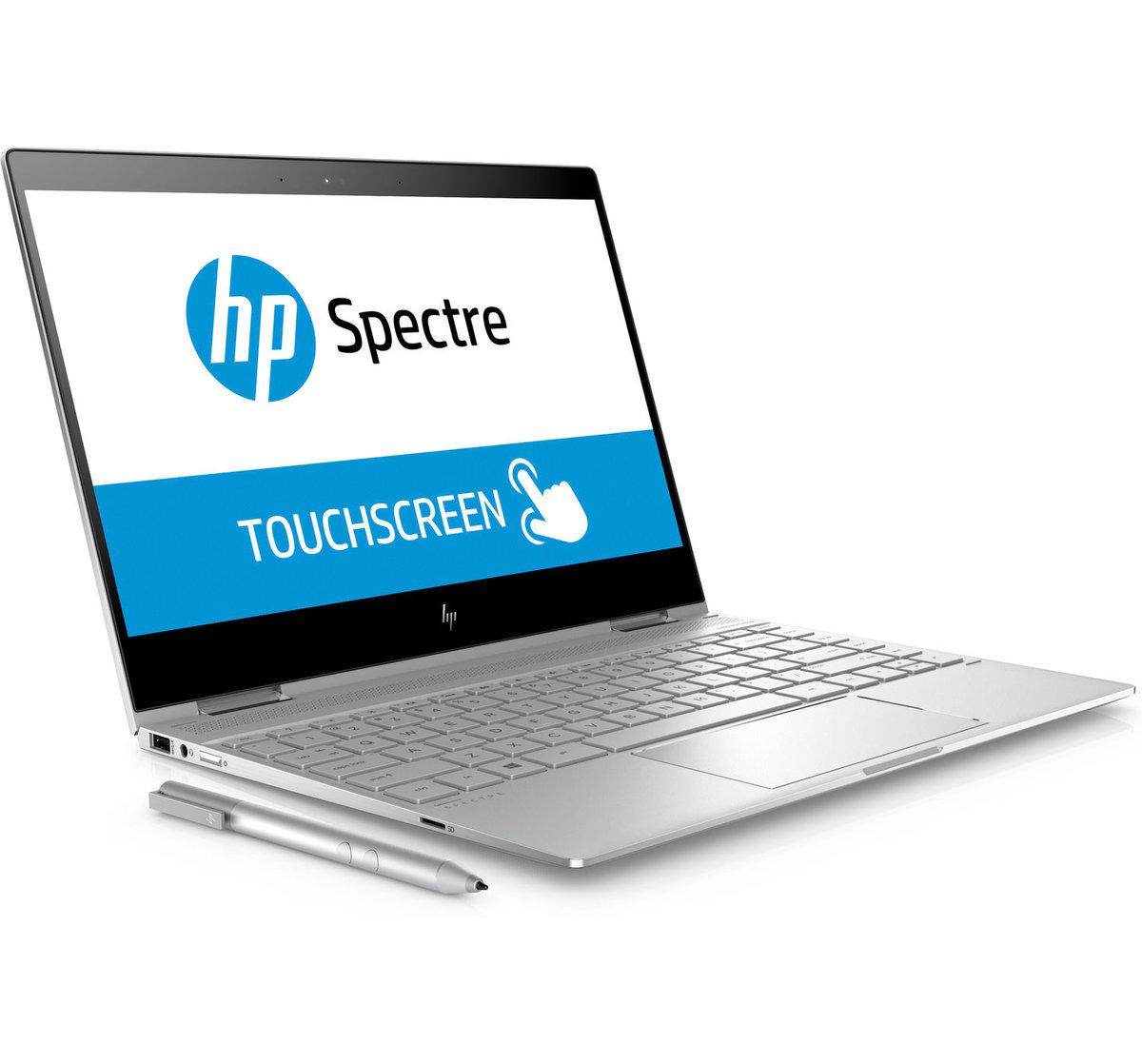 Hp Spectre X360 Convertible 13 Ae082tu Laptop