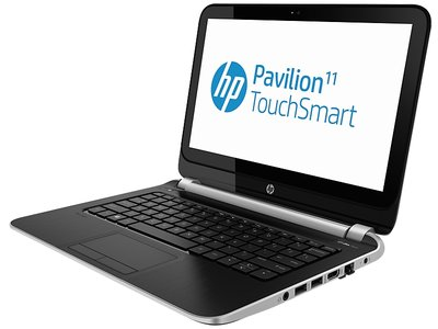 HP Pavilion TouchSmart 11-e015nr Notebook PC (ENERGY STAR)