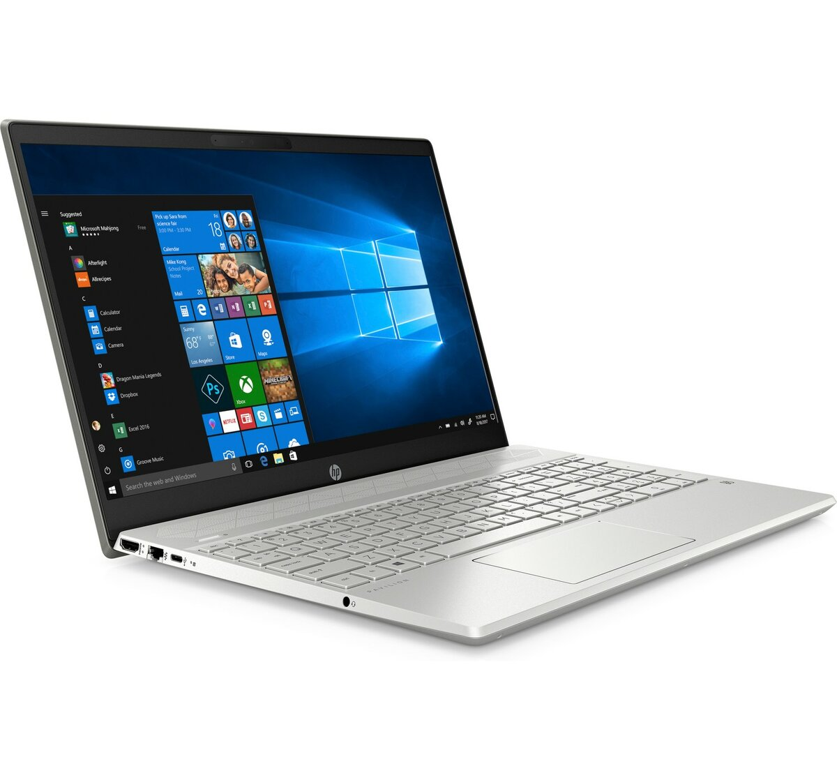 HP Pavilion Laptop, 15 6