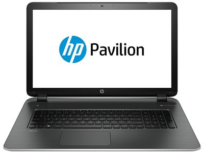 HP Pavilion 17-f053us Notebook PC (ENERGY STAR)