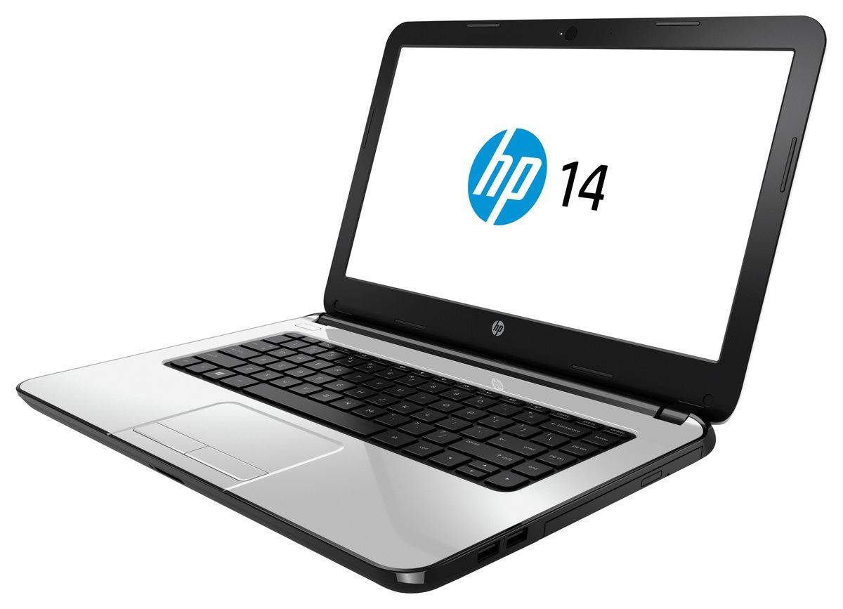 Laptop Hp 14 G030la 14 Amd E1 6010 4gb 500gb Windows 8 1 Blanco Perla J2m68la Intercompras
