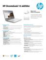 HP Chromebook - 14-ak050nr (ENERGY STAR)