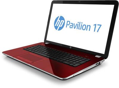 HP Pavilion 17-e134nr Notebook PC (ENERGY STAR)