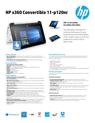 HP x360 - 11-p120nr (ENERGY STAR)