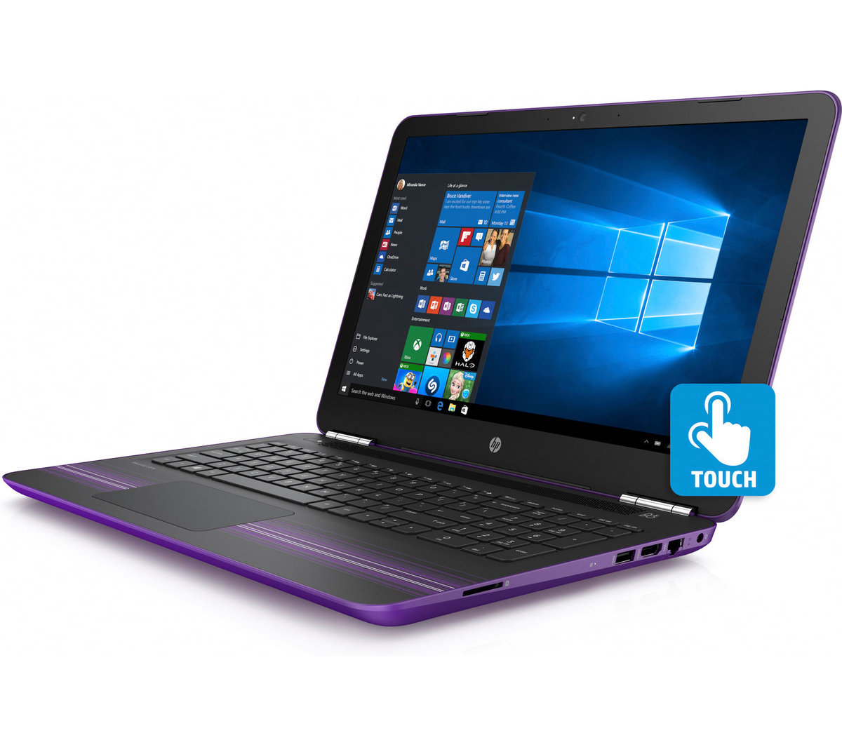 HP 15-aw068nr Pavilion Laptop, 15 6