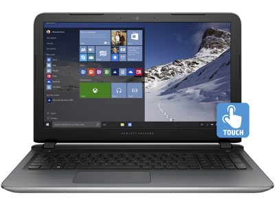 HP Pavilion Notebook - 15-ab110nr (Touch) (ENERGY STAR)