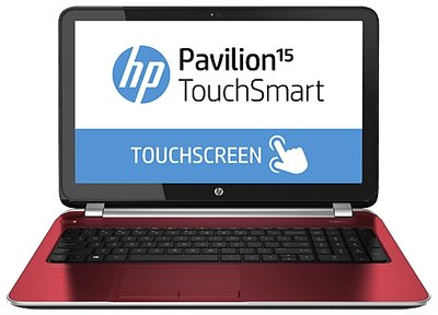 HP Pavilion TouchSmart 15-n071nr Notebook PC (ENERGY STAR)