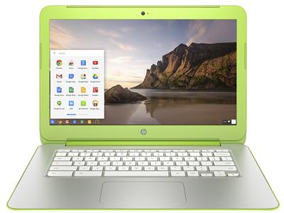 HP Chromebook - 14-x010nr (ENERGY STAR)