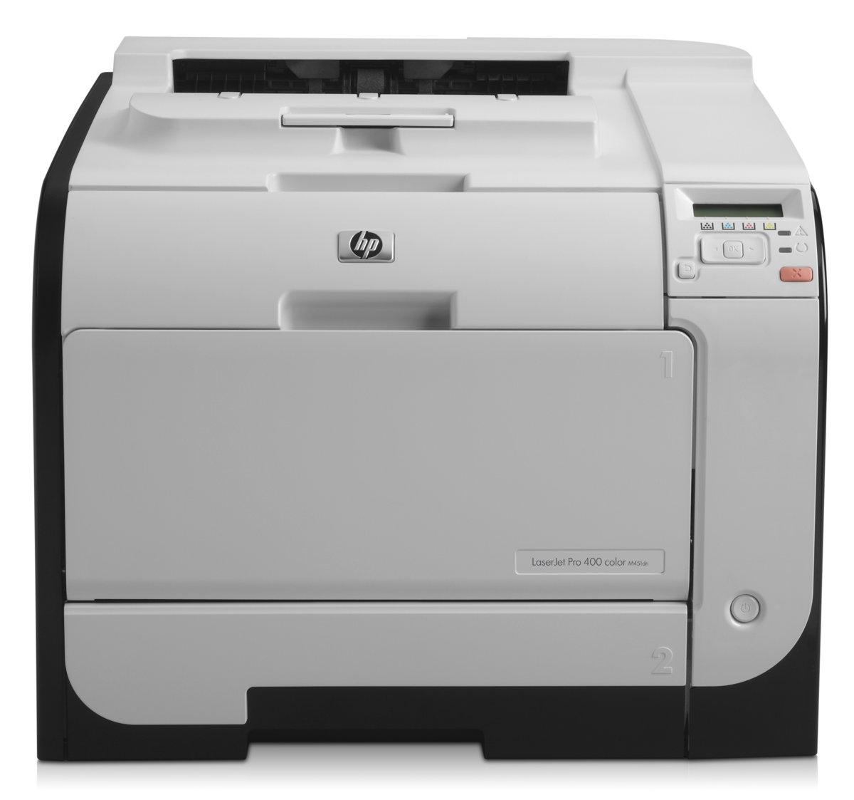 Office depot color printing costs - Hp Laserjet Pro 400 Color M451dn Color Printer By Office Depot Officemax
