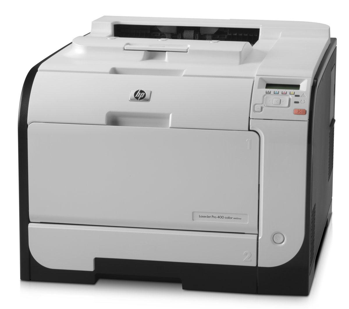 Best color printing quality - Hp Laserjet Pro 400 Wireless Color Laser Printer M451nw By Office Depot Officemax