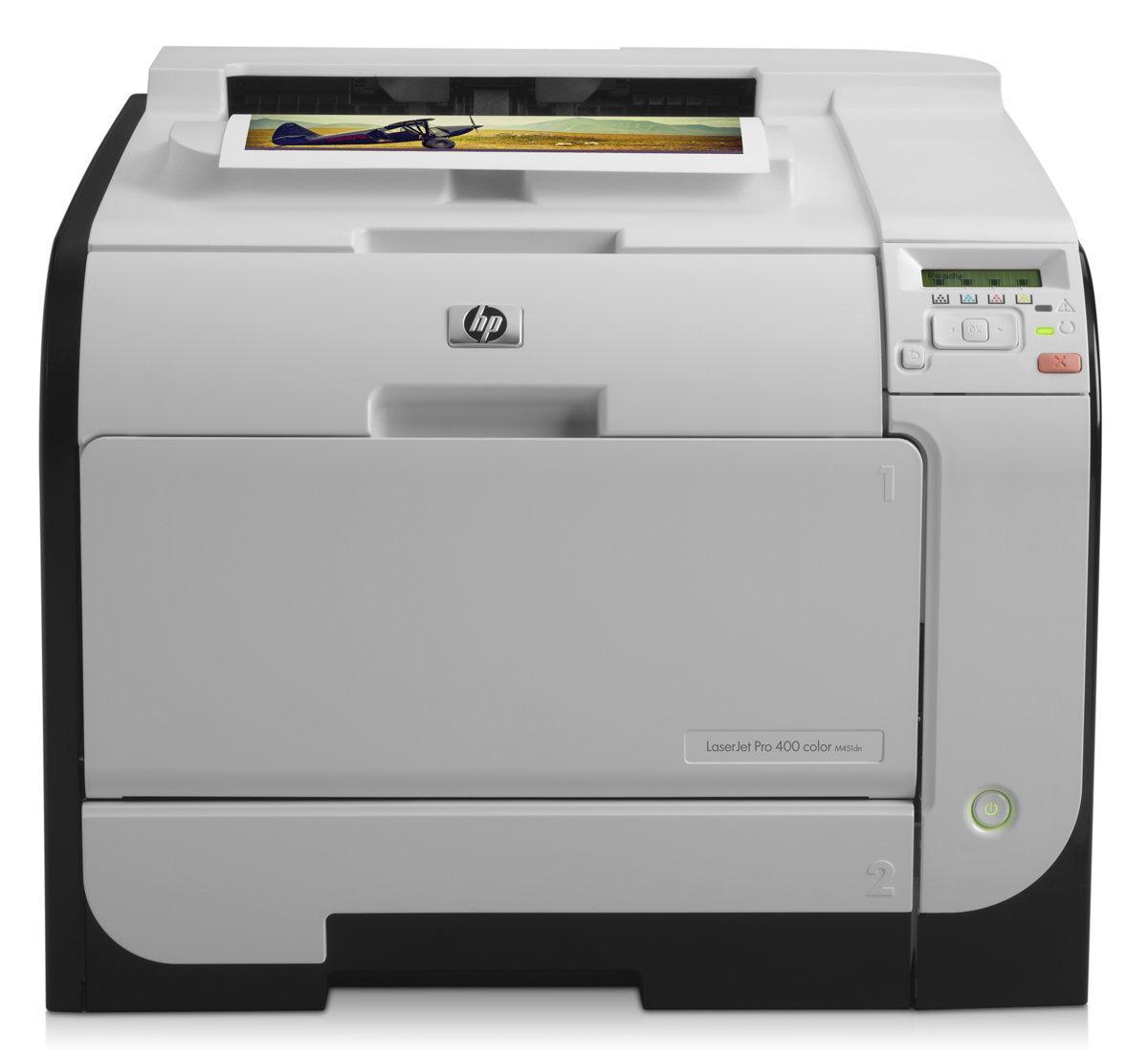 Color printing office depot - Hp Laserjet Pro 400 Color M451dn Color Printer By Office Depot Officemax