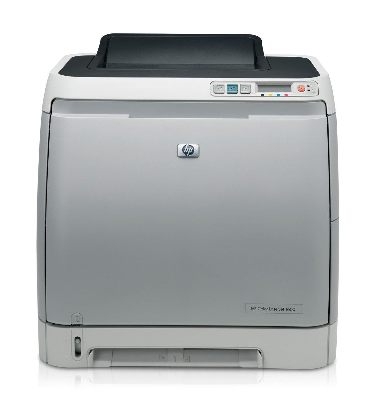 slide 1 of 3,show larger image, hp color laserjet 1600 printer