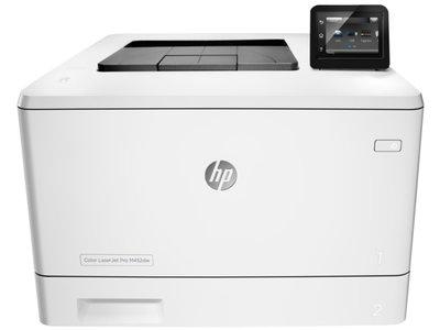 HP LaserJet Pro M452dw (CF394A) Duplex 38,400 x 600 enhanced dpi USB /  Ethernet / Wireless Color Laser Printer - Newegg com