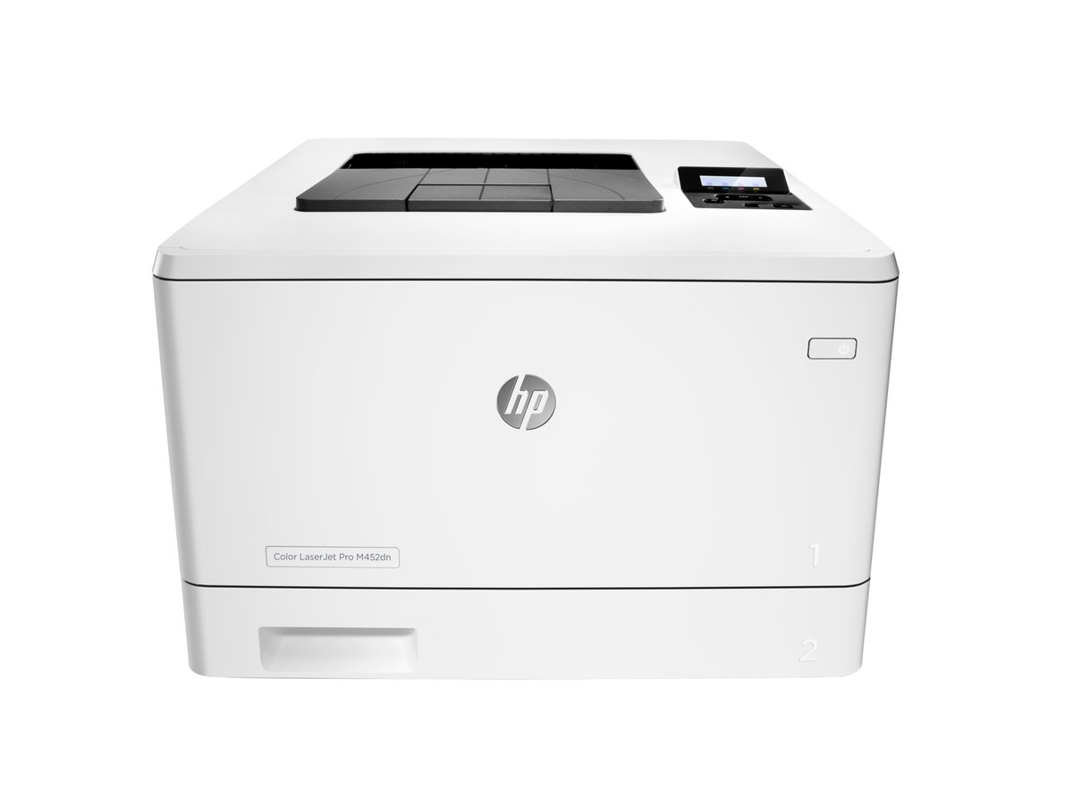 HP LaserJet Pro M452dn Color Laser Printer With Built in Ethernet And  Duplex Printing CF389A by Office Depot & OfficeMax