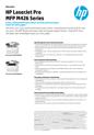 APJ Datasheet for HP LaserJet Pro MFP M426 Series (English) (English)