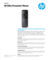 WW ACS - HP Elite Presenter Mouse - 6/18 - EN (English)