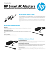 WW- ACS HP Smart AC Adapters - 12/18 - EN (English)