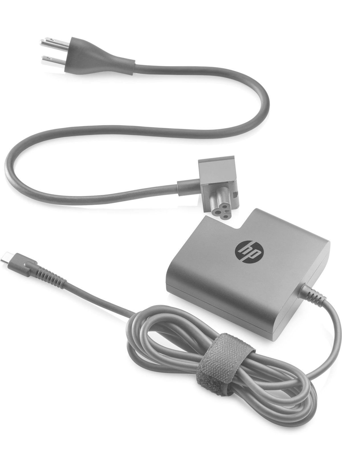 Slide 1 Of 2show Larger Image Hp 65w Usb C Power Adapter