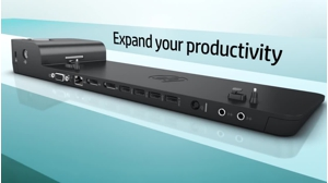 HP 2013 UltraSlim docking station ONLY