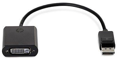 HP DisplayPort to DVI Adapter