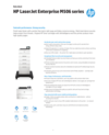 HP LaserJet Enterprise M506 series (Valid for CEE Turkey UAE & KSA)