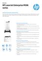 HP LaserJet Enterprise M506 series