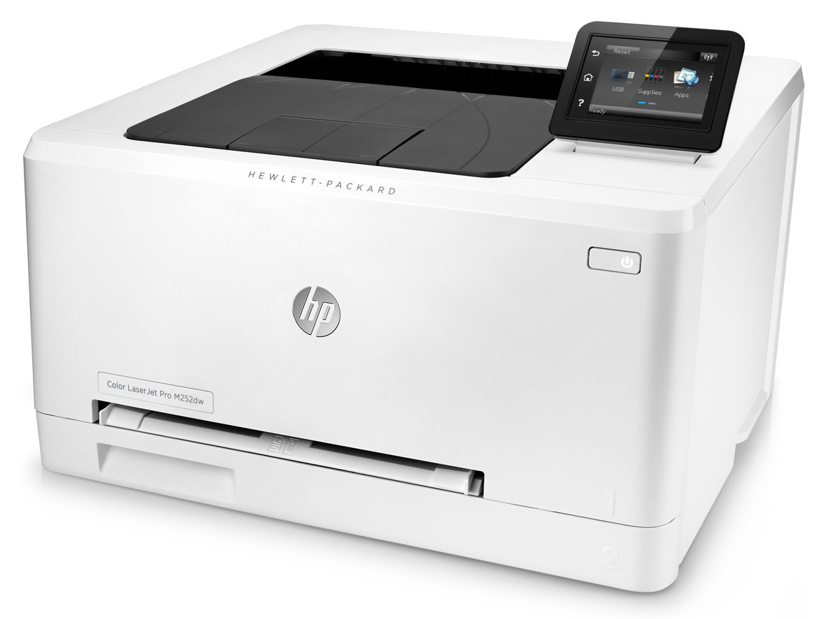 Color printing office depot - Hp Laserjet Pro M252dw Wireless Color Laser Printer With Jetintelligence By Office Depot Officemax