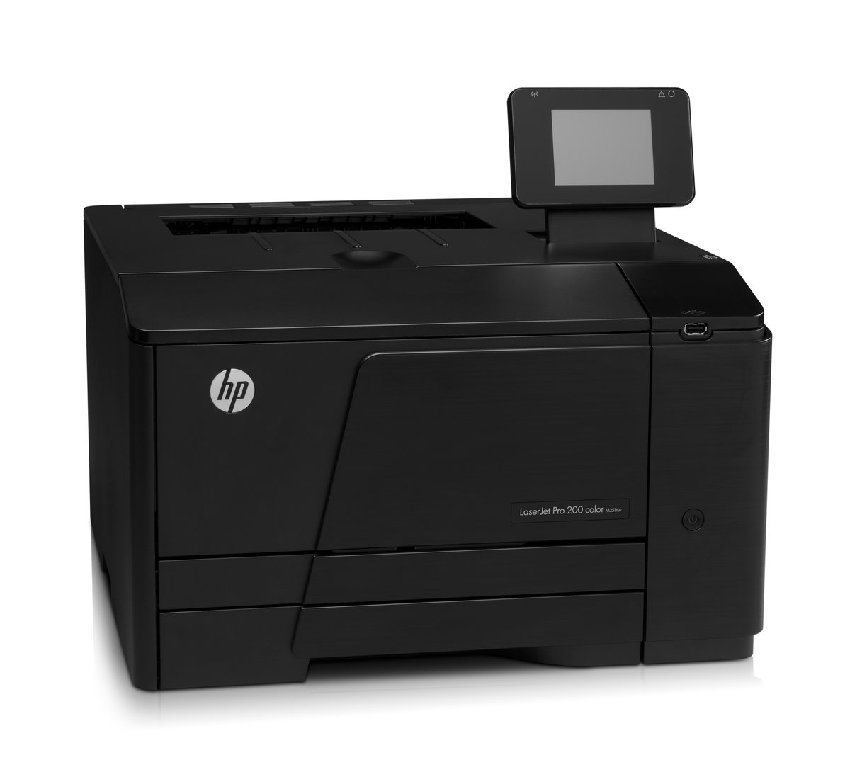 hp laserjet pro 200 wireless printer m251nw by office depot officemax rh officedepot com hp laserjet 200 color m251nw service manual HP M251nw Printer Multifunction Tray
