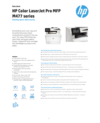 HP Color LaserJet Pro MFP M477 series (Valid for MEMA)