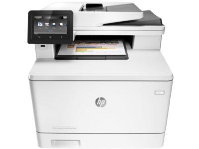 HP Color LaserJet Pro MFP M477fdn