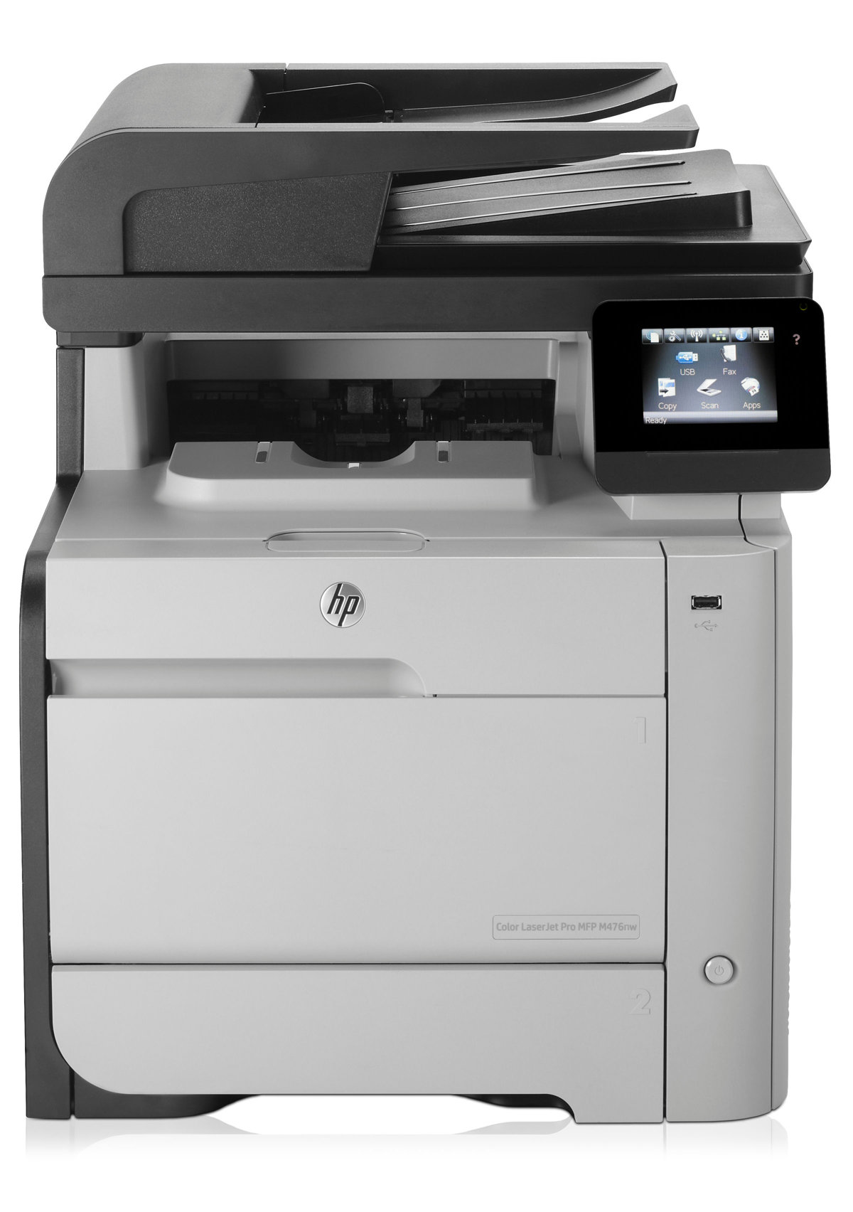 HP LaserJet Pro M476nw Wireless Color Multifunction All In One Printer  Copier Scanner Fax by Office Depot & OfficeMax