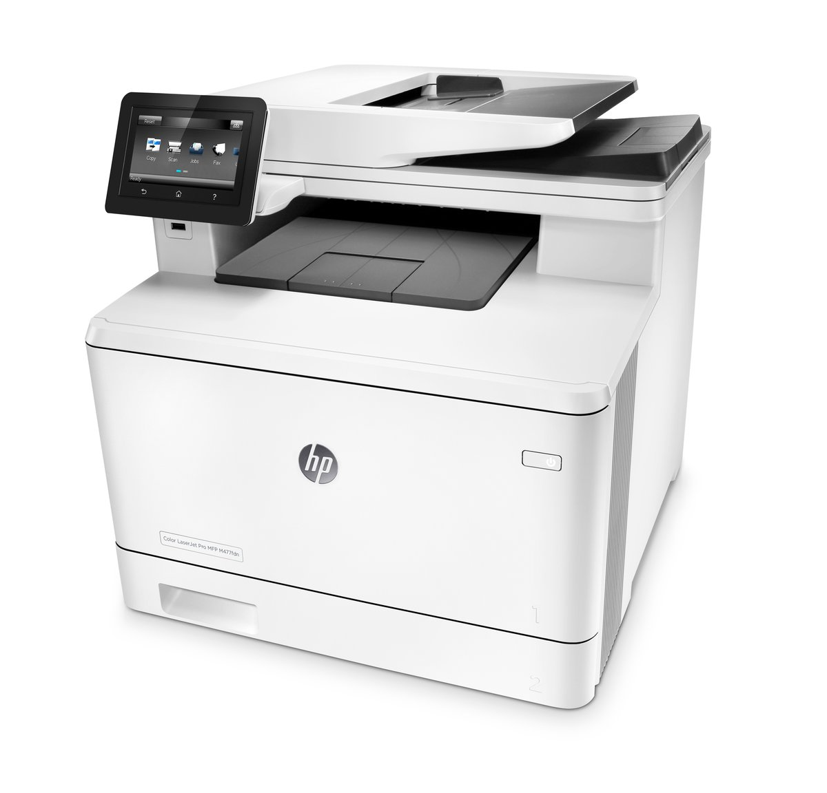 HP LaserJet Pro Color Laser All In One Printer Copier Scanner Fax ...