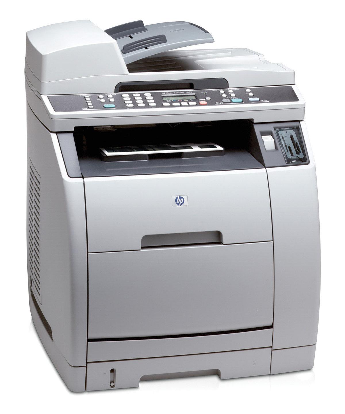 HP Colour LaserJet 2840 All-in-One series Printer / Fax1 / Scanner / Copier  (Q3950A#ABU) | BT Shop