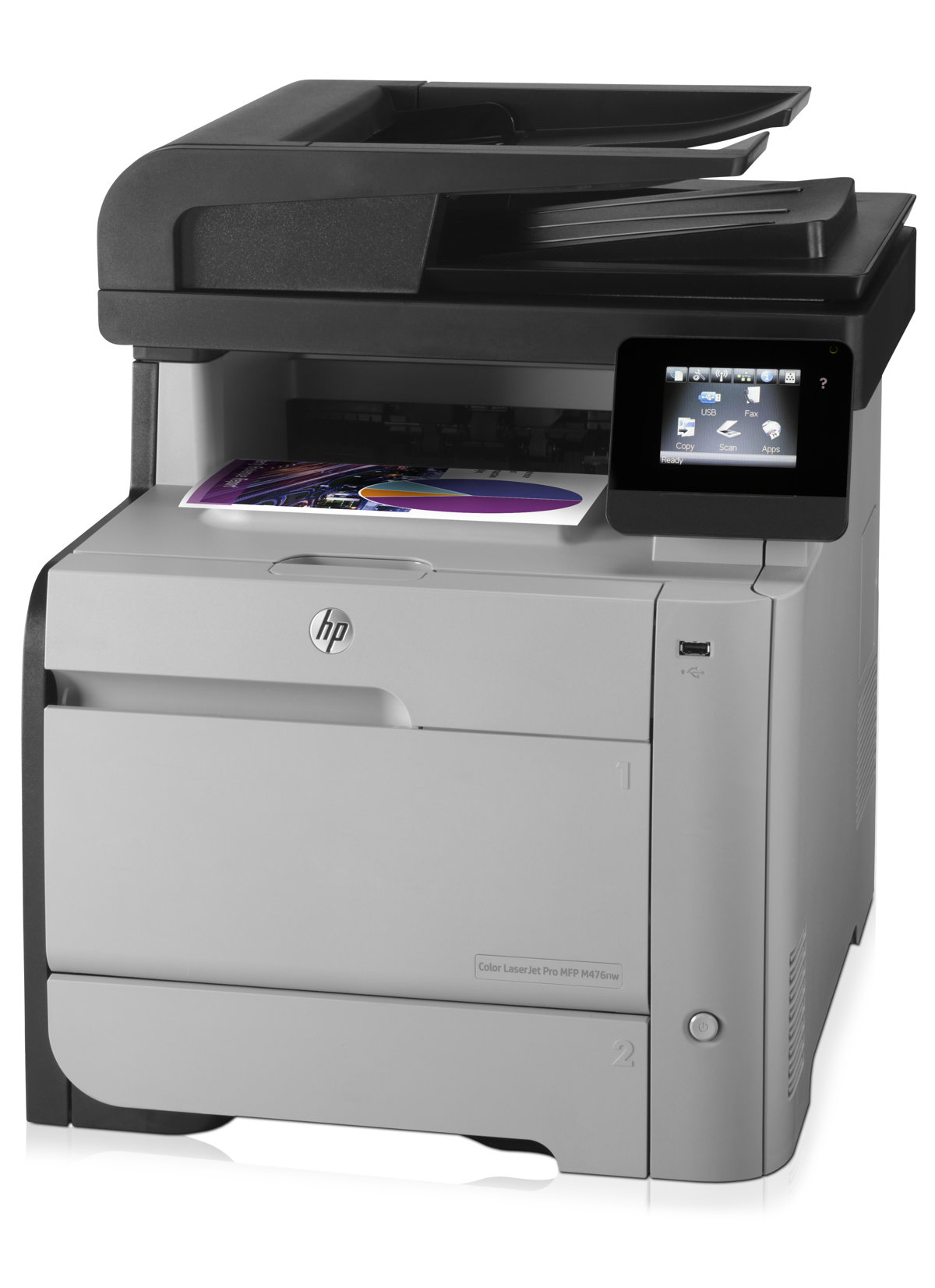 Color printing office depot - Hp Laserjet Pro M476nw Wireless Color Multifunction All In One Printer Copier Scanner Fax By Office Depot Officemax