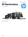 HP Z Workstations Quick reference guide