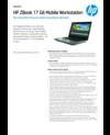 HP ZBook 17 G6 Mobile Workstation