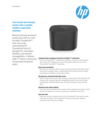 HP Thunderbolt Dock 230W G2