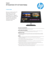 HP DreamColor Z27x G2 Studio Display