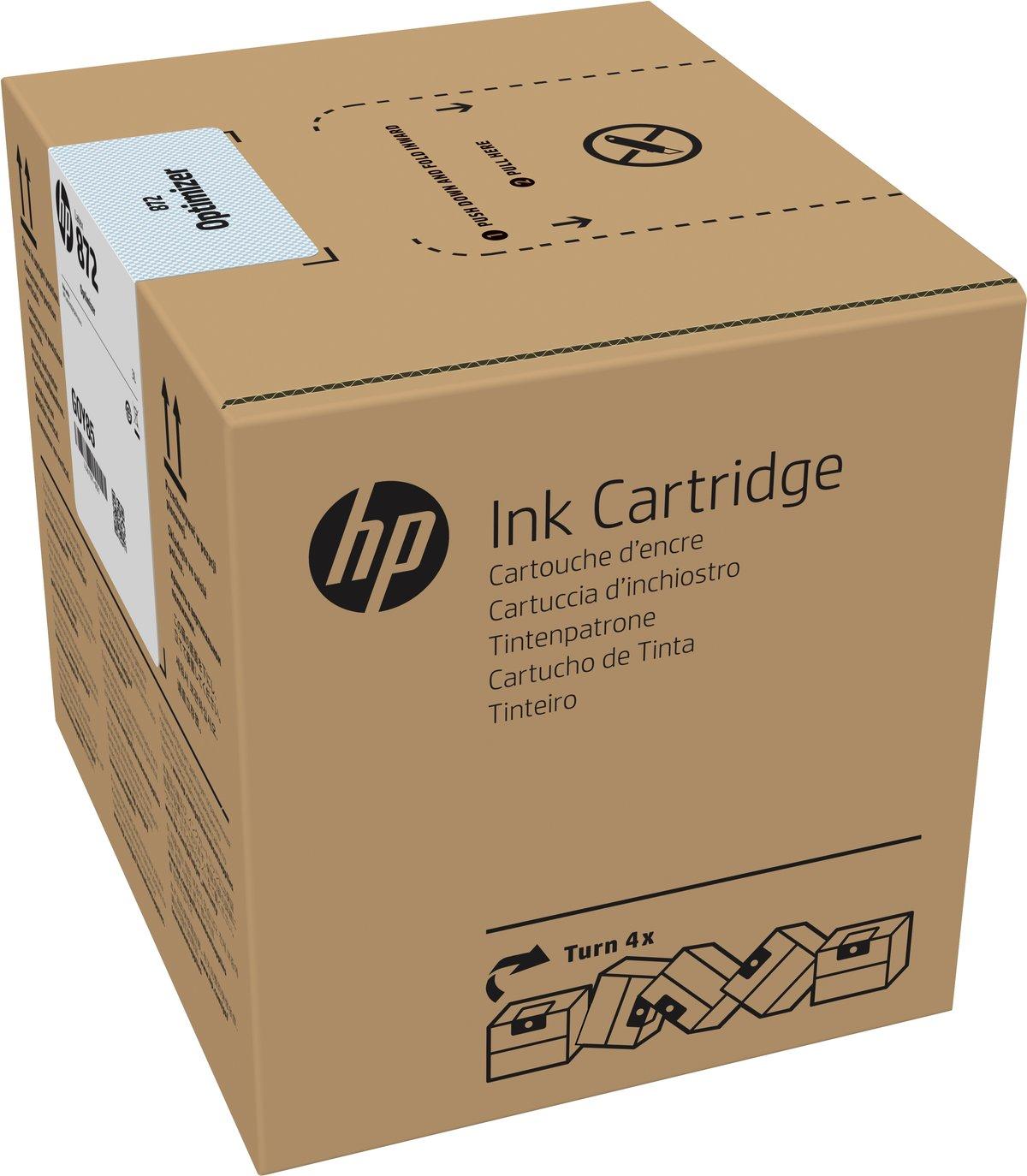 Ink Cartridge - No 872 - 3 liter - Optimizer Latex