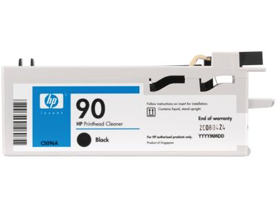 HP 90 Black DesignJet Printhead Cleaner