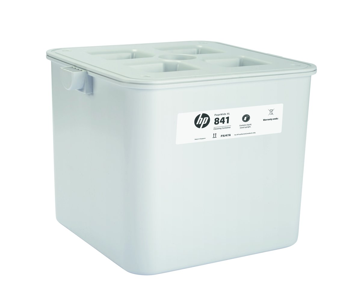 HP 841 PageWide XL Cleaning Container (F9J47A)