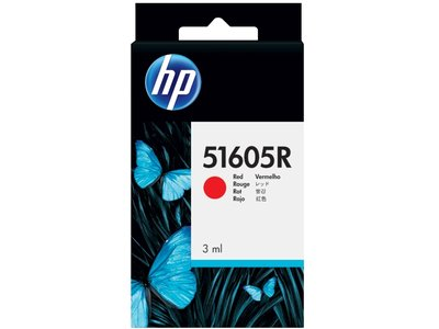 HP Red Jetpaper Print Cartridge