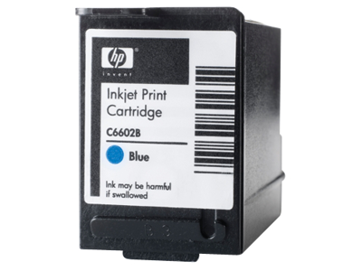 HP Blue Generic Inkjet Print Cartridge