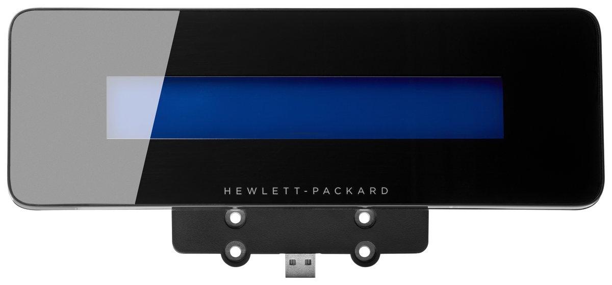 diapositive 1 sur 1,agrandir l'image, ecran 2x20 hp retail intégré